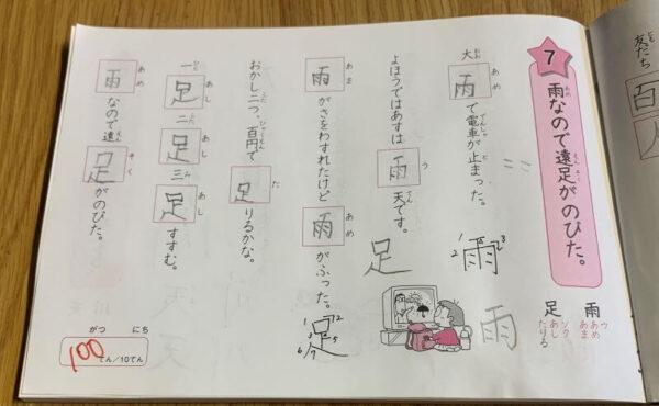 漢字テキスト